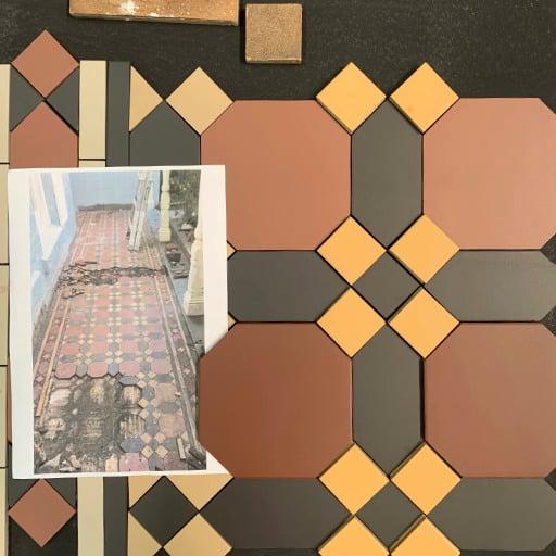 Porch Tessellated Repair Step 2